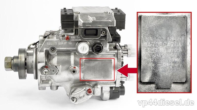 Pumps VP44/PSG-16