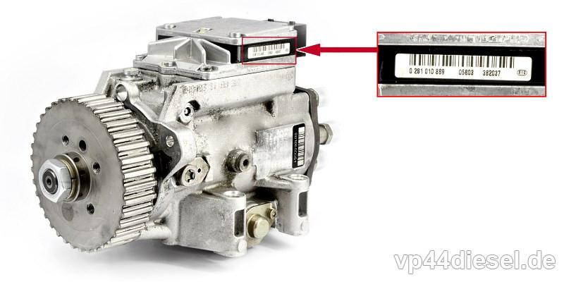 Pumps VP30, VP44/PSG-5