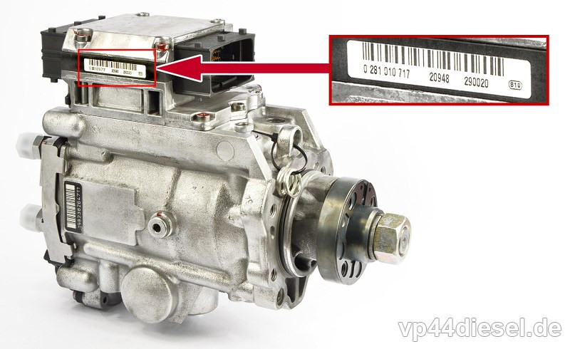 Pumps Vp44 Psg 16
